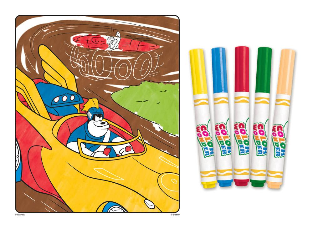 Amazon.com: Crayola Color Wonder Mess Free Coloring ...