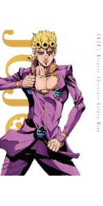 ジョジョの奇妙な冒険 黄金の風 Vol.1 (初回仕様版)