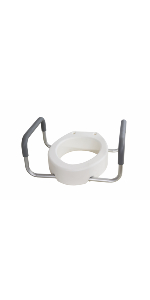B5083 Elevated Toilet Seat