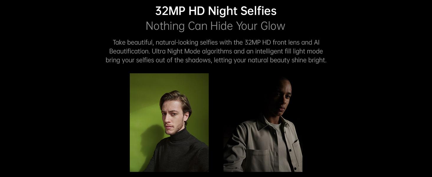 32MP Selfie