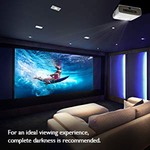 Dark Room; Home Theater; HT3550