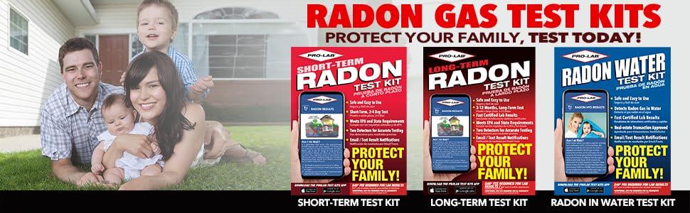 radon gas water