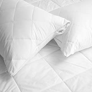 Mattress protector and pillow protector