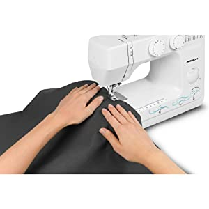 MEDION MD 18205 - Máquina de coser de brazo, potencia de 62 W, 60 ...