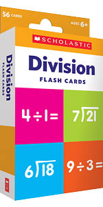 Flash Cards: Division