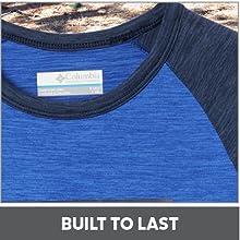 Columbia Kids /& Baby Outdoor Elements/3//4 Sleeve Shirt