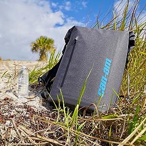branded merchandise can-am can am bag cooler waterproof