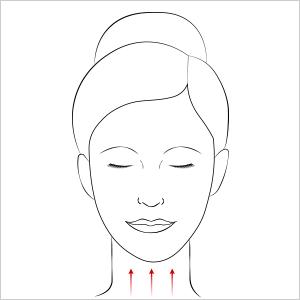 amazon elizabeth arden ceramide lift and firm sculpting gel Sculpting Facial Hair step 1