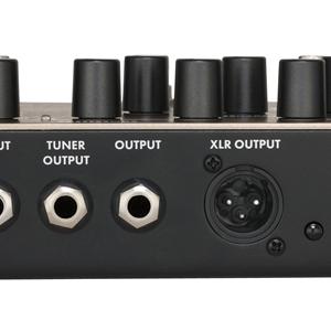 Output; Tuner Output; XLR; Downtown; Express;
