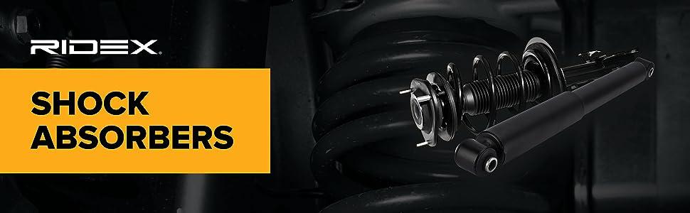 Ridex 854s0149 Shock Absorber Shock Absorber Kit Suspension Strut Auto