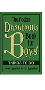Pocket Dangerous Book for Boys, essential boyhood skills