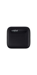 Crucial X6 Portatil