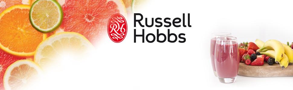 Citruspers RVS Russell Hobbs