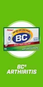 BC Arthiritis