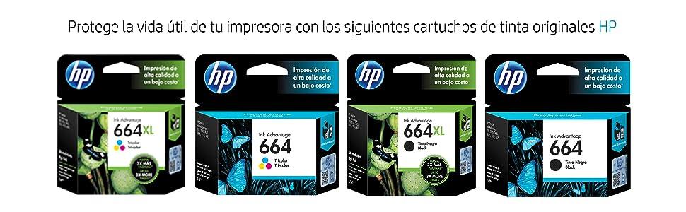 Hp Deskjet 3785 Impresora Compacta Multifuncional De