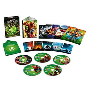 marvel phase 3 universe ant man avengers infinity war thanos thor ragnarok dvd blu ray disk