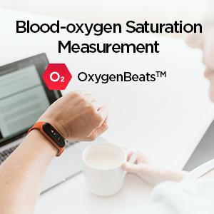 Monitor de saturación de oxígeno en sangre