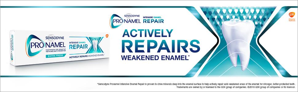 Pronamel intensive enamel repair acid erosion