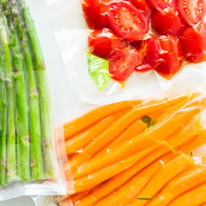 keep food fresh whether cooked or raw while stored.