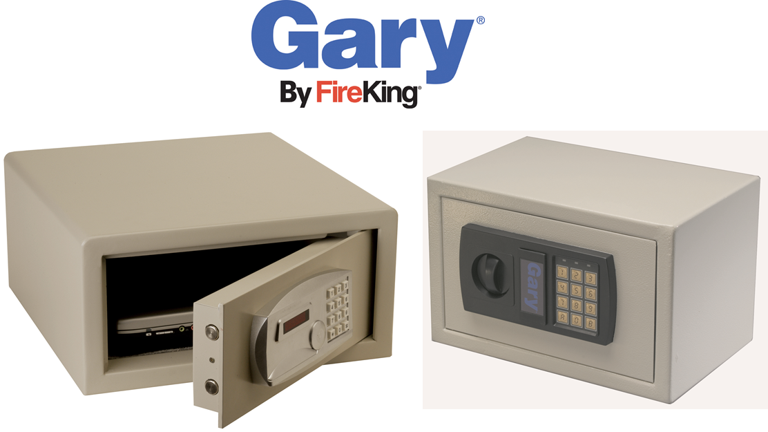 Fire King Lt1507 Laptop Size Electronic Fire Safe With Key