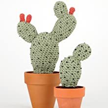 16 Woolly Succulents to Make For Your Home Crocheted Cactus Pattern Book Abbondio