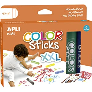 color stick; playcolor; tempera solida; pintura niños