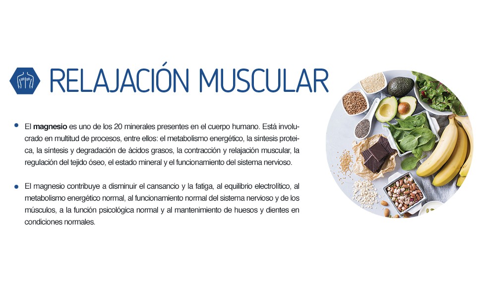 Ana Maria Lajusticia - Carbonato de magnesio – 180 gr. Disminuye ...