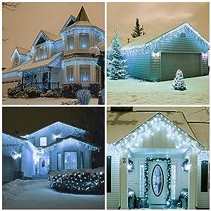 christmas lights outdoor