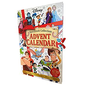 Disney advent