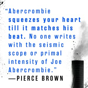 abercrombie, pierce brown
