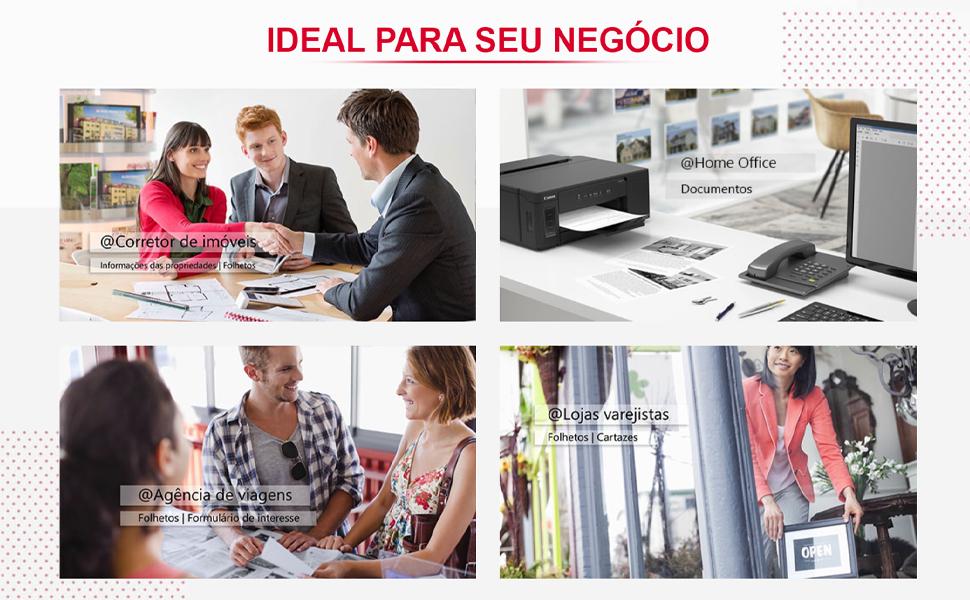 ideal para seus negócios