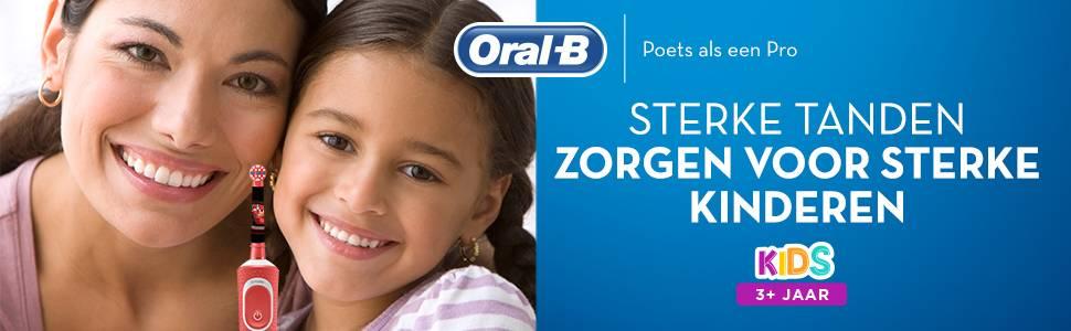 elektrische tandenborstel tanden voor kinderen mondhygiëne gezondheid