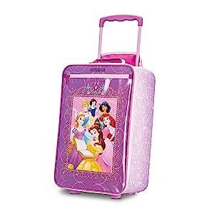 American Tourister Disney Princess 18 Upright Hardside American Tourister Samsonite Corporation 74728-2093