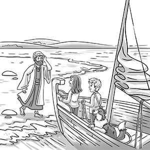 secret of the hidden scrolls m.j. Thomas time travel adventure series early reader magic treehouse