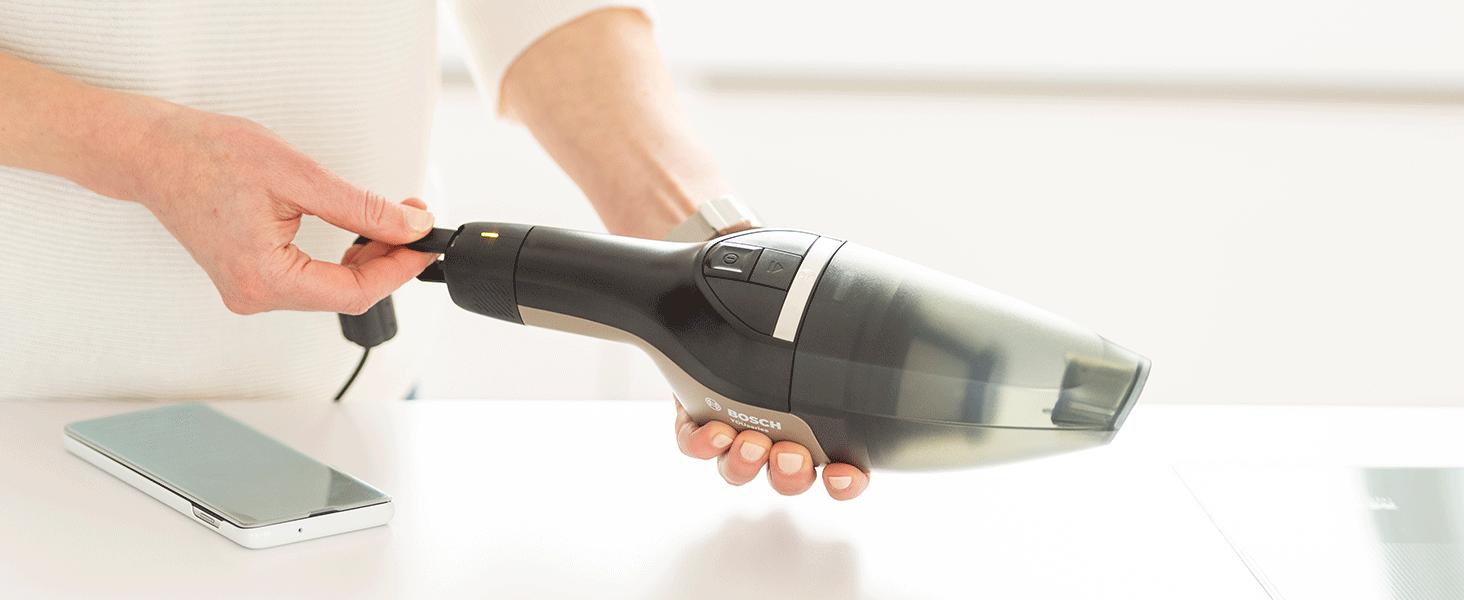 Bosch YOUseries Vac - Aspirador a Batería, sin Batería, en Caja ...