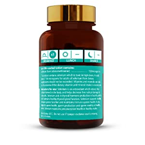 Australian NaturalCare - General Health Support - 150mcg Selenium Tablets