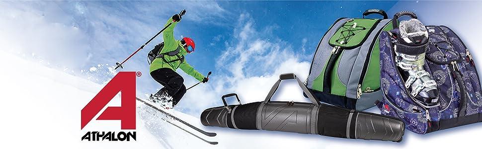 ski bags, ski boot bags