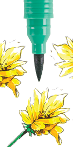 crayola signature markers, crayola blending markers, watercolor markers, art markers, adult markers