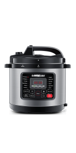 pressure cooker-6 quart