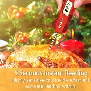 Habor Digital Kitchen Thermometer