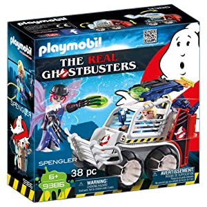 Cranbury 9386 PLAYMOBIL/® Spengler with Cage Car Building Set Playmobil