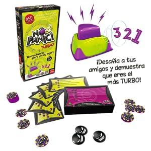 Goliath - No Panic Turbo, Juego de Mesa (70358): Amazon.es: Juguetes y juegos