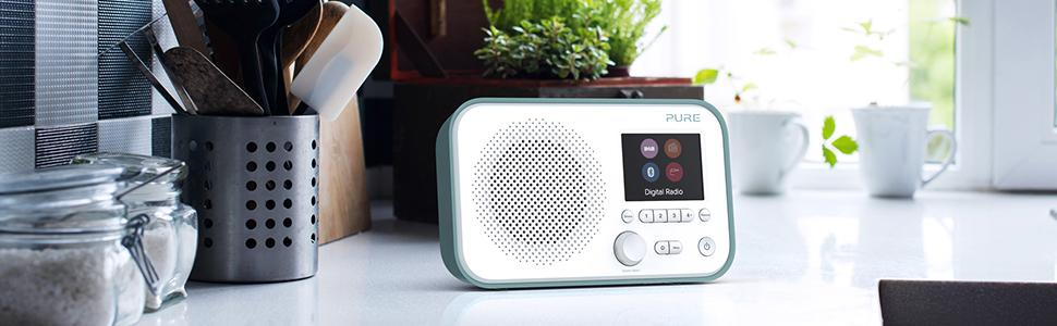 Pure Elan BT3 Digitalradio Wecker Küchentimer Titelbild 2