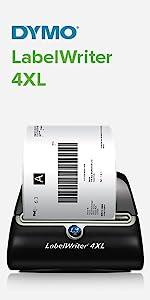 dymo 4XL label maker