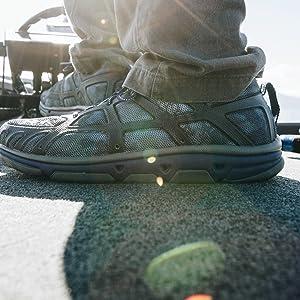 Marolina Outdoor HUK Performance Fishing Men's HUK Attack Shoes