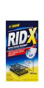 Amazon Com Rid X Rv Toilet Treatment Liquid 16