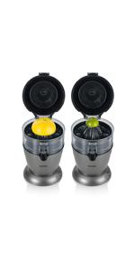 Exprimidor de cítricos · Exprimidor de cítricos automático · Yogurtera · Batidora de vaso · Extractor de zumos a baja velocidad · Hervidor de agua y té