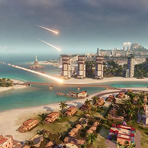 Tropico 6 - XBox One Beach shot