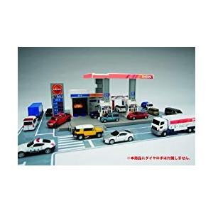 ダイヤロボ DR-2001 ENEOS ガソリンスタンド 変形指令基地