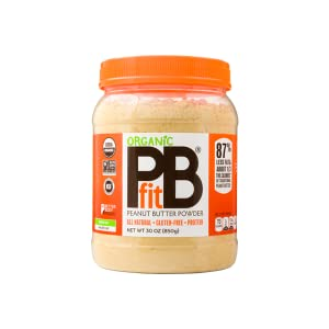 Organic PBfit Peanut Butter Powder Non-GMO Protein All Natural